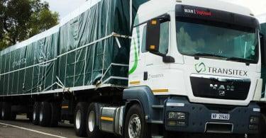 Transitex - camião - Logística & Transportes Hoje