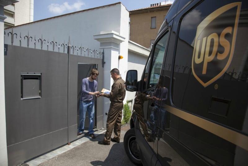 UPS considerada uma das 'Empresas Mais Admiradas do Mundo'
