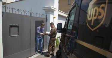 UPS - entrega de encomendas - Logística e Transportes Hoje