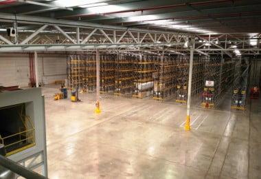 Dachser - armazém Sevilha - Logística e Transportes Hoje