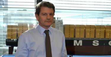 João Martins Diretor de Exportação MSC Portugal Logística e Transportes Hoje