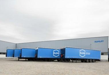 KLOG investe 500 mil euros na ampliação da sua plataforma logística de Coimbra