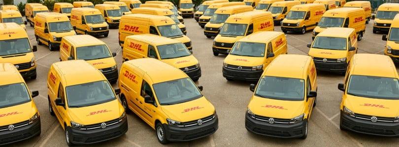 DHL Express é uma das melhores empresas do mundo para trabalhar