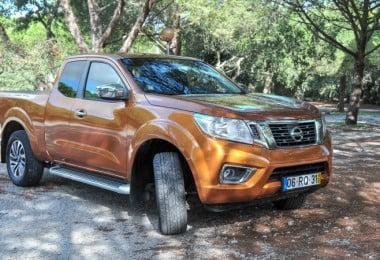 Nissan - pickup 6 - LH