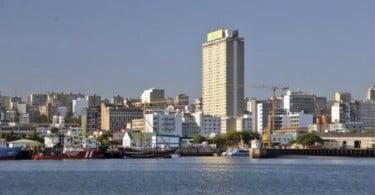 Porto de Maputo - Logística e Transportes Hoje