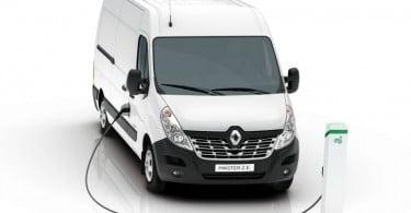 veículos comerciais ligeiros Renault