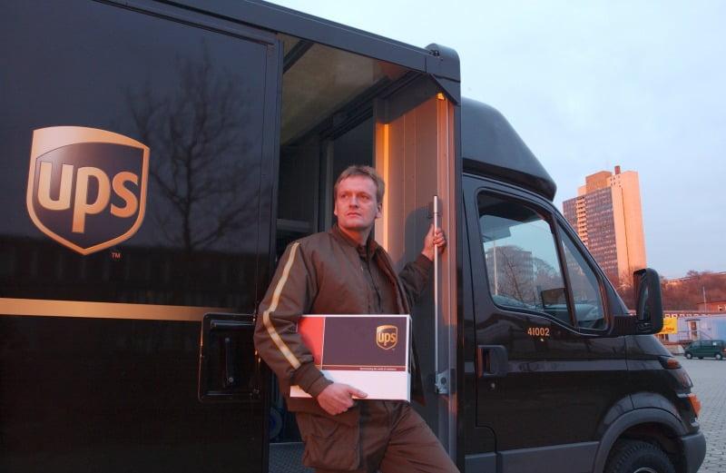 UPS - Logística e Transportes Hoje