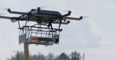 entregas com drones da UPS