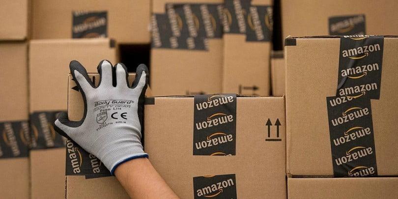 Amazon vai lançar serviço de entrega de encomendas