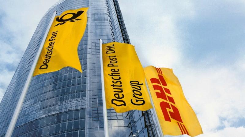 Receitas do Grupo Deutsche Post DHL aumentam para 61,6 mil M€ em 2018