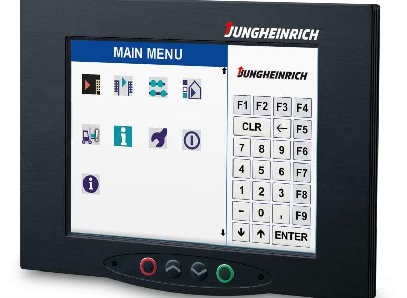 soluções de intraologística da Jungheinrich