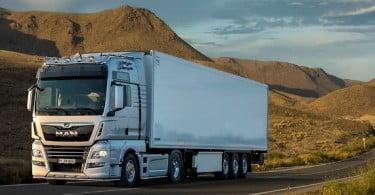 MAN  - camião  - Logística & Transportes Hoje
