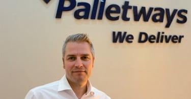 Palletways - Diretor Financeiro - Richard Myatt - Logística e Transportes Hoje