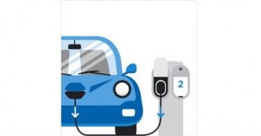 postos de carregamento rápido elétrico