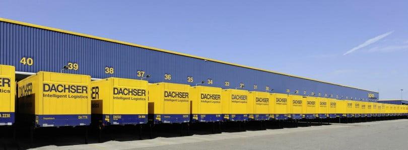 Dachser investe na rede europeia para melhorar fluxos para o Norte da Europa