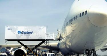 Garland - transporte aéreo - logística e transportes hoje