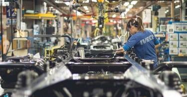 fábrica Iveco - Logística e Transportes Hoje