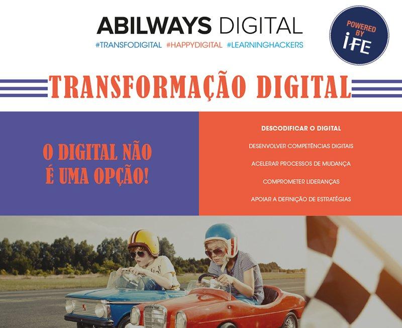 IFE lança startup de apoio à transformação digital