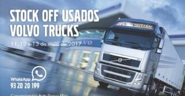 Auto Sueco Stock Off Usados - Logística e Transportes Hoje