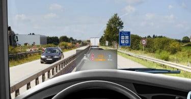 Continental - HUD display Mazda - Logística e Transportes Hoje