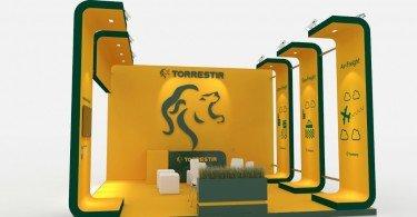 Grupo Torrestir - stand Transport Logistic - Logística e Transportes Hoje