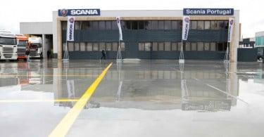 Scania abre novas instalações em Braga