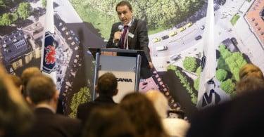 Scania - diretor comercial autocarros - Logística e Transportes Hoje