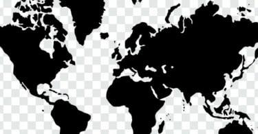 mapa-mundo-Logística-e-Transportes-Hoje