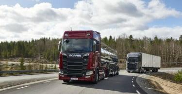 Camiões Scania - Logística e Transportes Hoje