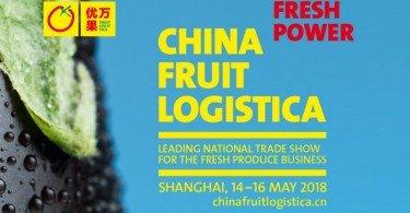 China Fruit Logistica - 2018