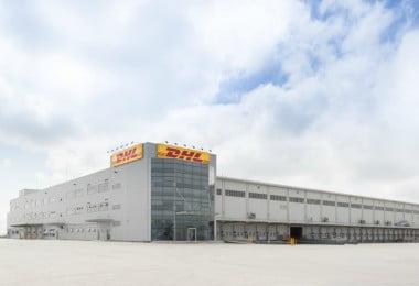DHL - hub logístico - Logística e Transportes Hoje