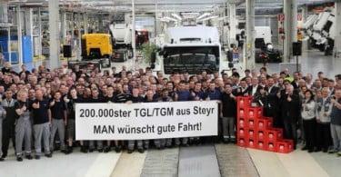 Fábrica MAN Steyr - Logística e Transportes Hoje