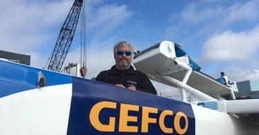 GEFCO ajuda navegador a chegar à Gronelândia