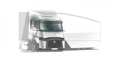 Renault Trucks - projeto Falcon - Logística e Transportes Hoje