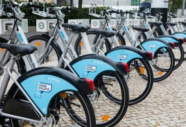 bike sharing - EMEL - Logística e Transportes Hoje