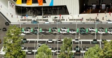 Continental lança tecnologia para carregar veículos sem fios