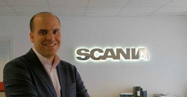 Scania Ibérica tem novo Public & Special Business Manager