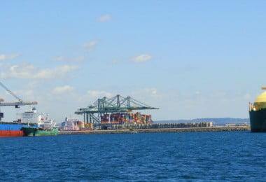 Porto de Sines cresce 7% no primeiro semestre