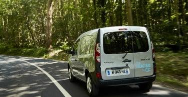 Renault lança nova geração do elétrico Kangoo ZE