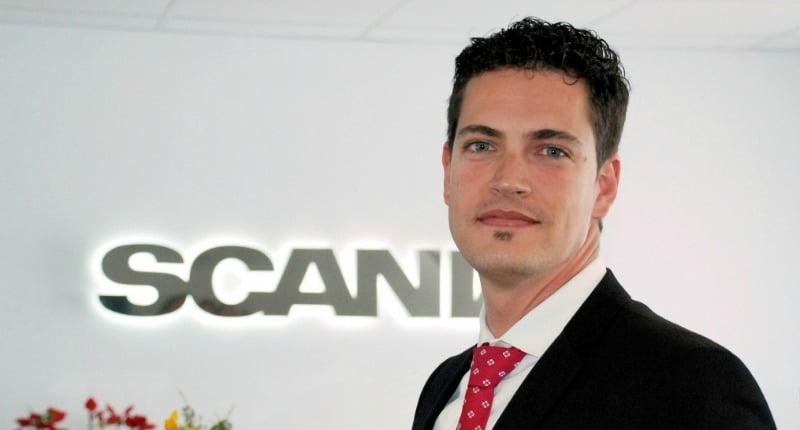 Roberto San Felipe - Direção Comercial Scania Ibérica