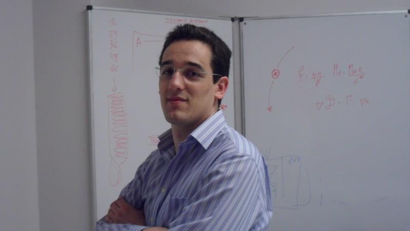 Tiago Cunha Reis, CEO da Mater Dynamics