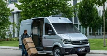 Nova Volkswagen Crafter já está no mercado português