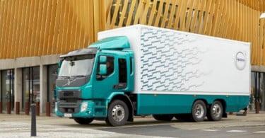 Volvo lança o seu motor mais potente de sempre
