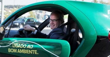 Europcar aposta na mobilidade elétrica