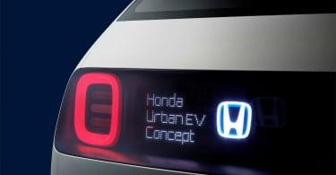 Honda apresenta o seu novo elétrico