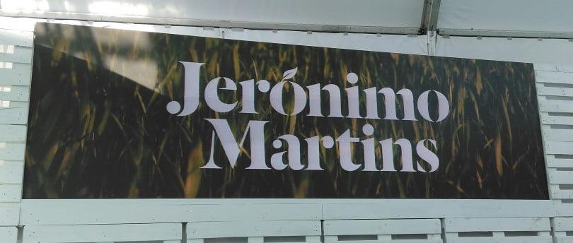 Jerónimo Martins novo logo 2
