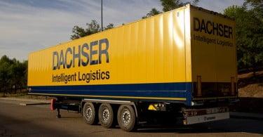 Dachser investiu 9 M€ na sua frota ibérica nos últimos três anos