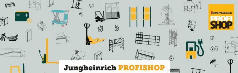 Jungheinrich lança loja online em Portugal