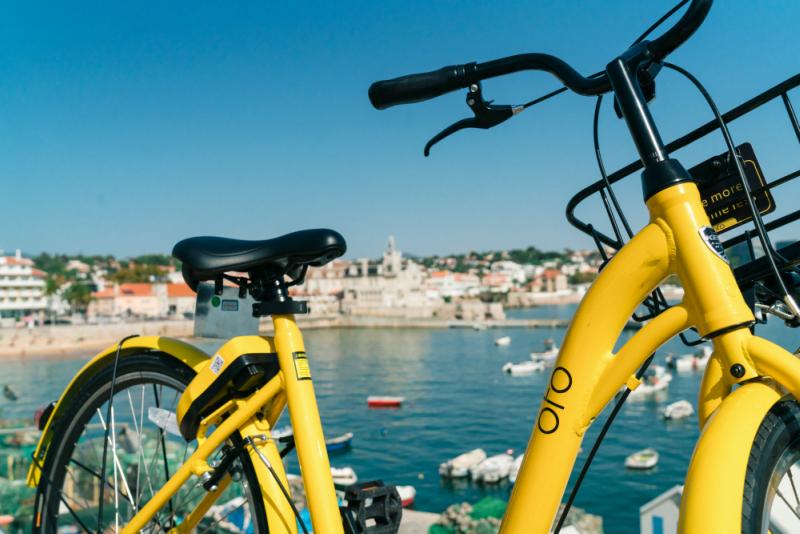 Plataforma chinesa de bike sharing estreia-se em Cascais