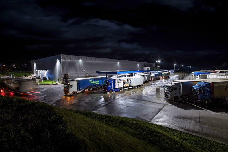 Palletways investe em novo hub na Alemanha